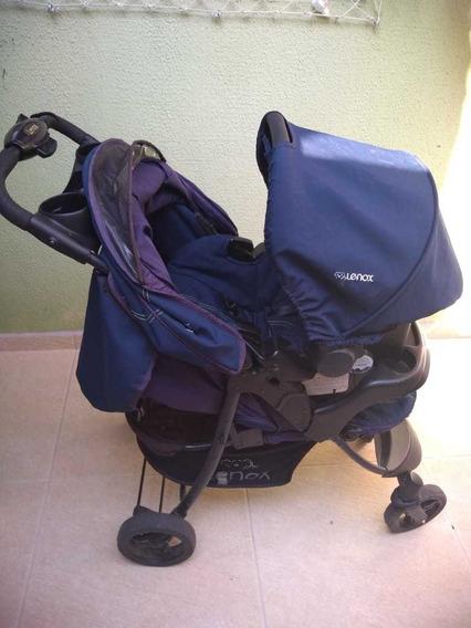 Carrinho De Bebê Lenox