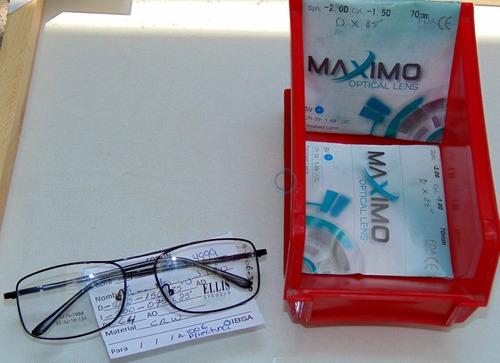 Imagen 1 de 6 de Caja Armazones Laboratorio Colores Apilable E156
