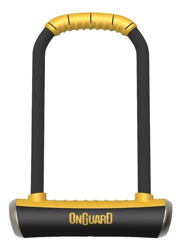 Candado Bicicleta Onguard Pitbull 8003 -  Tipo U Lock