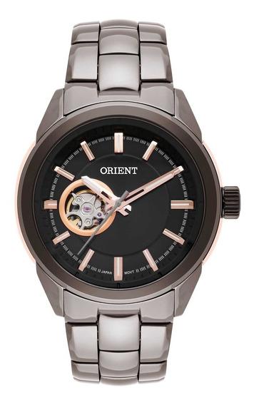 Relógio Orient Automático Limited Edition Safira Nh3kk002 P1
