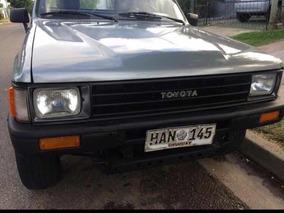 Toyota Hilux 2.4 S/cab 4x2 D 1989