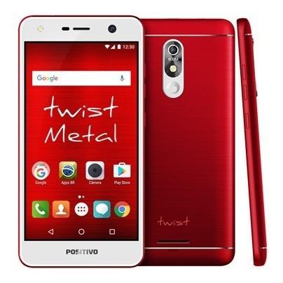 Smartphone Celular Positivo Twist S530 16gb 3g Android 7 Red