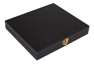 Caja De Juegos 2 Barajas, 1 Domino Y 5 Dados