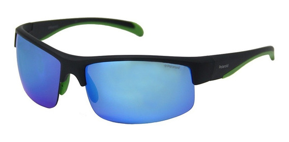 Óculos De Sol Polaroid 7019 Masculino Espelhado