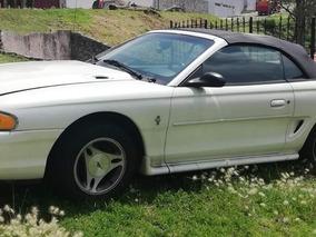 Ford Mustang V6 At Convertible