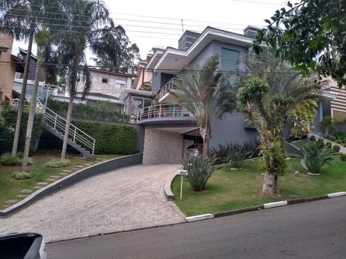 Imagem 1 de 15 de Casa Com 4 Dormitórios À Venda, 550 M² Por R$ 3.000.000,00 - Jardim Fazenda Rincao - Aruja V - Arujá - Ai20264