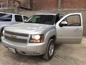 Chevrolet Tahoe E Suv Piel Blindada