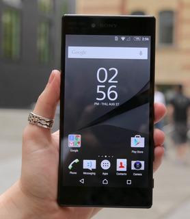 Celular Sony Xperia Z5 Premium E6853 Negro 5.5