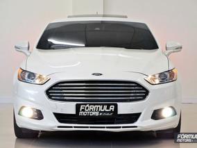 Ford Fusion Awd Titanium 2.0 2015/2015 Branco