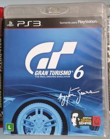 Gran Turismo 6® -ps3 - Mídia Física Frete R$10