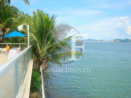 Casa Com 7 Dormitórios À Venda, 535 M² Por R$ 7.500.000,00 - Enseada - Guarujá/sp - Ca2855