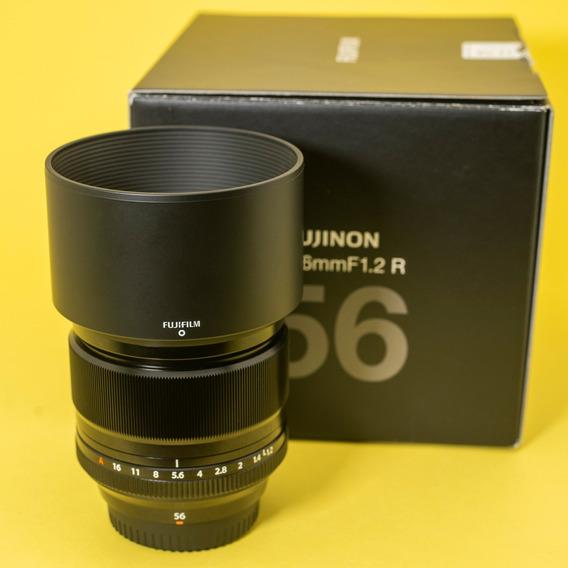 Fujinon Xf 56mm F/1.2 R R$4800 A Vista Fuji Fujifilm