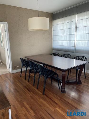 Apartamento - Moema Índios  - Sp - 613020
