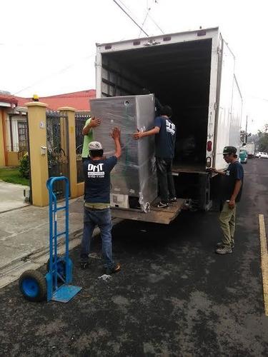 Mudanzas Transportes Fletes Escazú Santa Ana Sabana Heredia