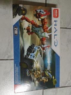 Halo Mega Construx Forgehog Banished Goliath