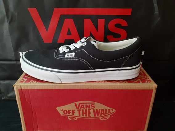 Tênis Vans Era Black 100% Original