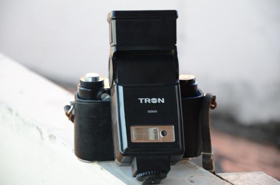 Flash Tron S500 Menos A Camera