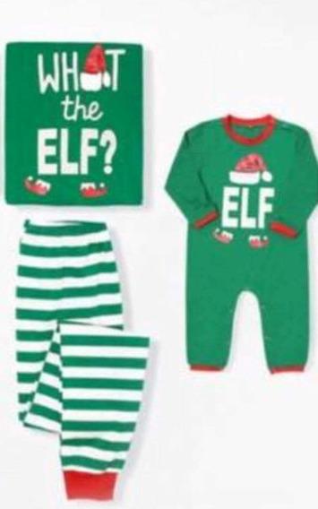 Pijama Para Adulto Y Bebe (talla Unisex)