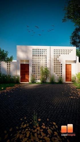 Casa En Pre-venta En Atzompa