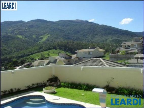 Casa Em Condomínio - Alpes De Atibaia - Sp - 472385