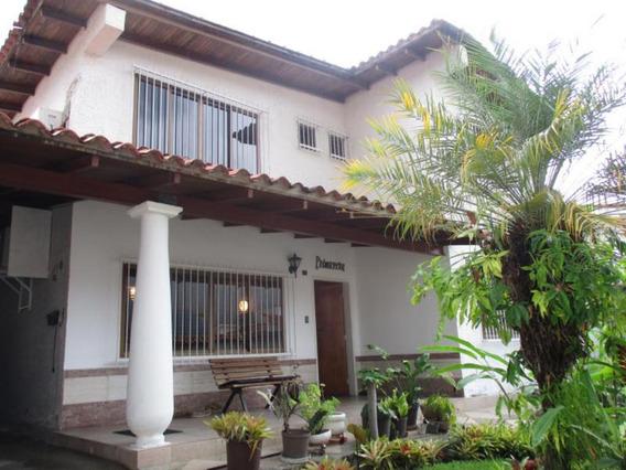 Rosbely Vallejo - Casa En Alquiler El Castaño
