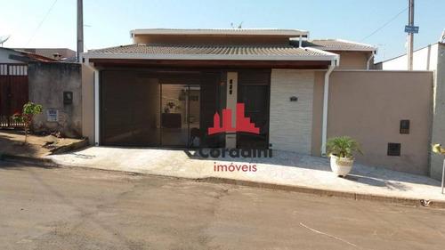 Imagem 1 de 18 de Casa Com 3 Dormitórios À Venda, 120 M² Por R$ 370.000,00 - Jardim Monte Das Oliveiras - Nova Odessa/sp - Ca1732