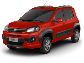Teste Ml Fiat Uno 1.0 Way Flex 5p