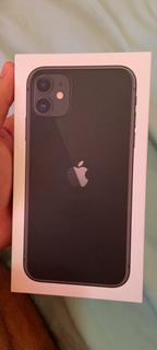 iPhone 11 Preto - 256 Gb