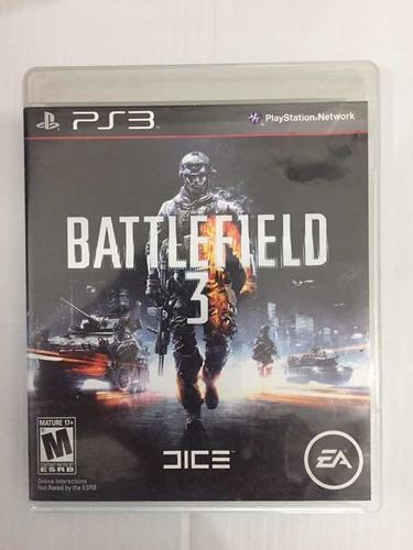 Imagen 1 de 1 de Battlefield 3 Ps3