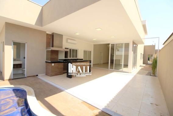 Casa De Condomínio Com 4 Dorms, Parque Residencial Damha V, São José Do Rio Preto - R$ 1.350.000,00, 300m² - Codigo: 2589 - V2589