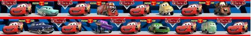 Cenefas Infantil Adhesiva Laminado 6mts Cars