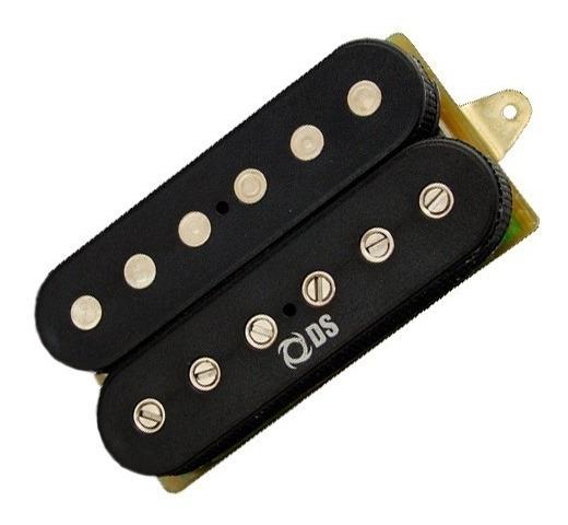 Micrófono Guitarra Ds Pickups Ds36 Paf Il Alnico Il- Cuotas