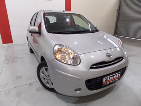 Nissan March 1.6 Sv 2012 Completo