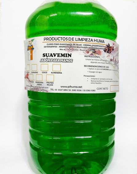 Jabón Liquido Para Manos Antibacterial 10lts