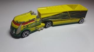 Camion Hotwheels 5 Vrdes