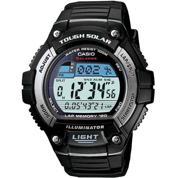 Relógio Casio Tough Solar Masculino W-s220-1avdf