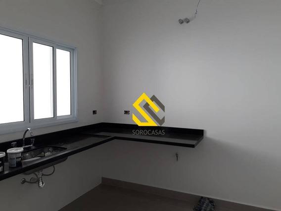 Casa Residencial À Venda, Condomínio Ibiti Reserva, Sorocaba. - Ca1052