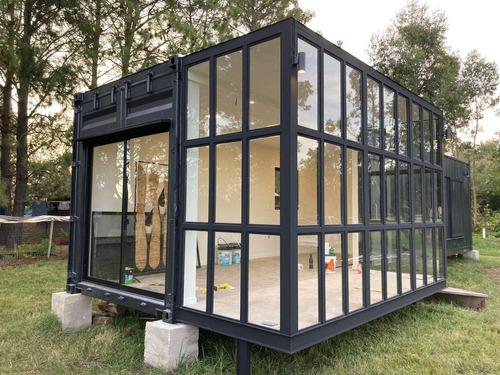 Contenedor Container Casa Vivienda Prefabricado Monoambiente