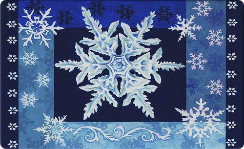 Imagen 1 de 7 de Toland Home Garden Cool Copos De Nieve 18para Manualidad