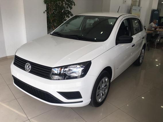 0km Volkswagen Gol Trend 1.6 Trendline 101cv 2019 Tasa 0% Pe