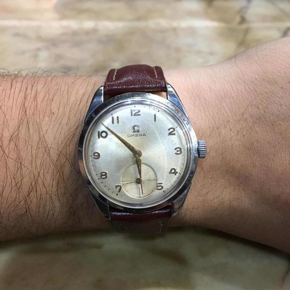 Relógio De Pulso Ômega 297 Original A Corda Antigo Cpf 711
