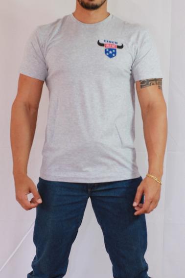 Camiseta Cinch Ustrc Team Roping Laço Em Dupla