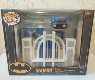 Funko Pop Batman 80 Aniversario Salón De La Justicia