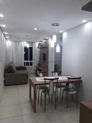 Apartamento Com 2 Dormitórios À Venda, 54 M² Por R$ 220.000 - Vila Barão - Sorocaba/sp - Ap3735