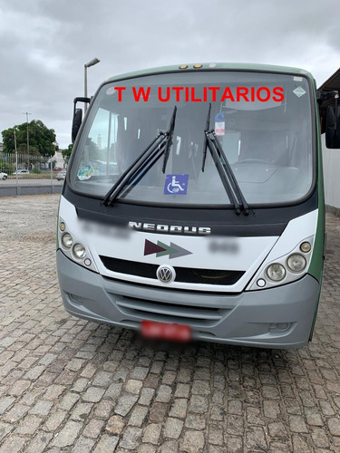 Micro Ônibus Thunder Vw/ Neobus  Executivo  Ref:030