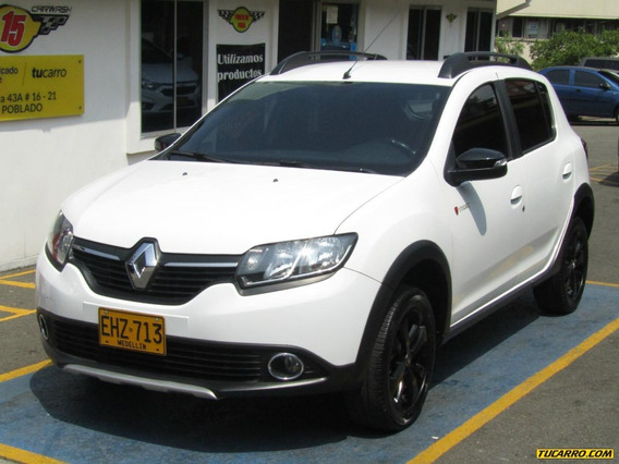 Renault Sandero Stepway Trek At 1600 Cc