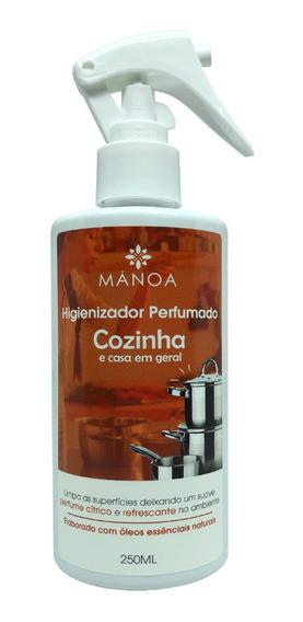 Higienizador Perfumado Manoa 250ml - Cozinha