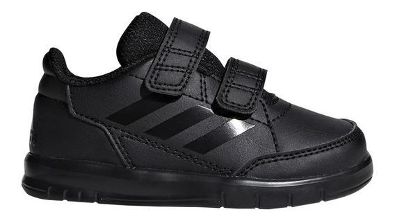 Zapatillas adidas Altasport Cf Bebés Black Abrojo