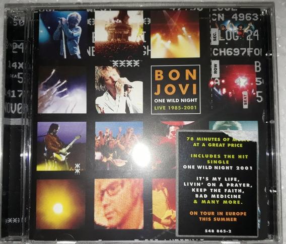 Bon Jovi - One Wild Night Live (importado)