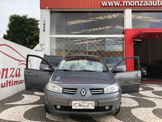Renault Megane Grand Tour Dynamique 1.6 Flex 2012 / Financio